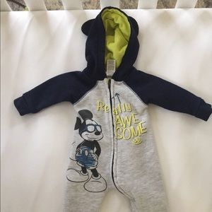 Mickey Mouse Onsie